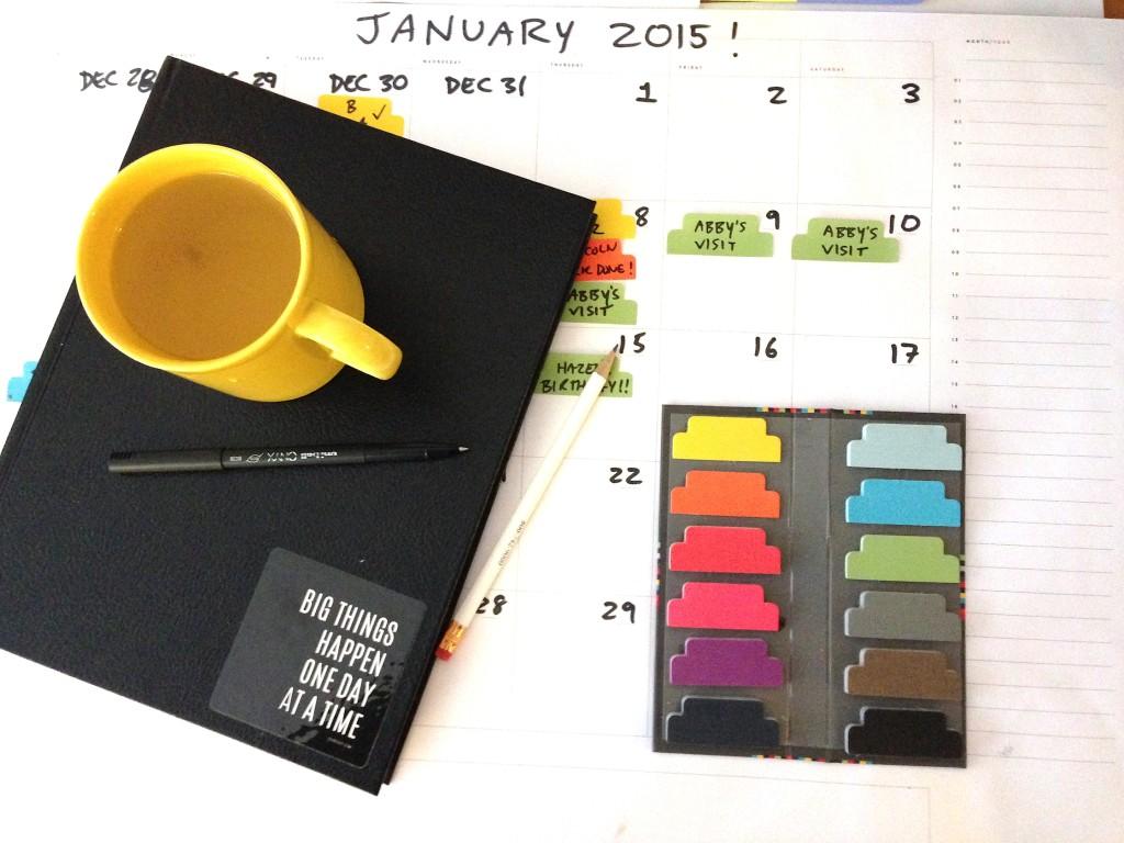 Bring It, 2015 Book & Calendar